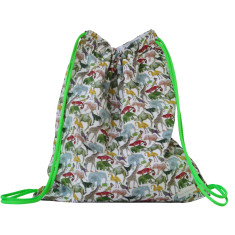 Liberty print backpack in Queue For The Zoo