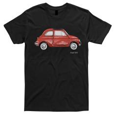 Fiat 500 men's t-shirt