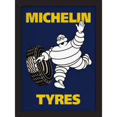 Michelin Tyres Print