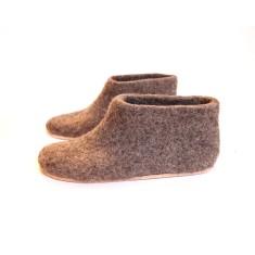 Womens energy eco friendly hi top slippers