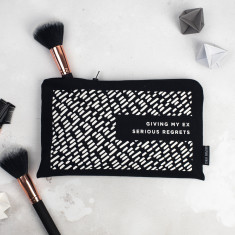 Giving My Ex Serious Regrets Make Up Bag