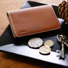 Leather Bill Wallet
