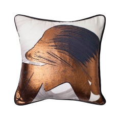Glimmer cushion cover
