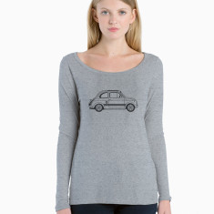 Women's Fiat 500 tee