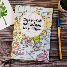 Greatest Adventure Travel Journal