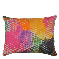 Fingerprints cushion