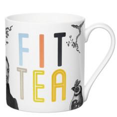 Fit tea mug