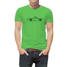Classic Holden ute organic T-shirt