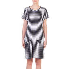 Stripe tee dress