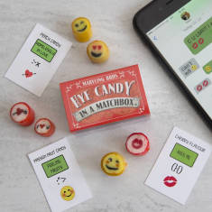Emoji Candy In A Matchbox