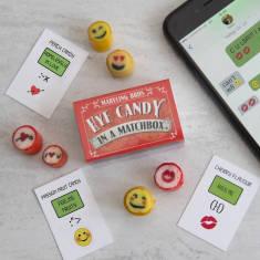 Emoji Candy In A Matchbox