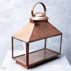 Rectangular Lantern