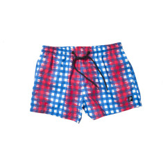 Checkers men's beach shorts