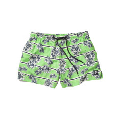 Floral men's beach shorts
