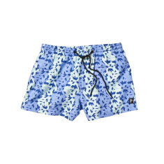 Men's mosaic beach shorts