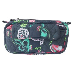Flap toiletry bag