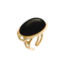 Cleo black onyx ring