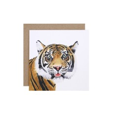Tiger Greeting Card (Pack of 5)