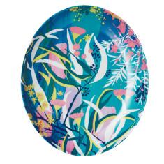 Wattle melamine platter