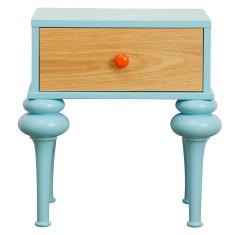 Florentine bedside table
