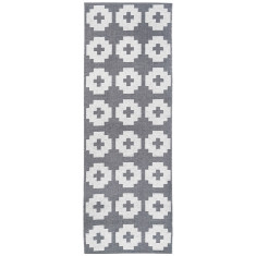 Brita Sweden flower runner (beluga, stone or sun)