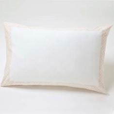Flowering trellis pillowcase