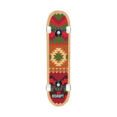 Aztec Pattern Skateboard deck