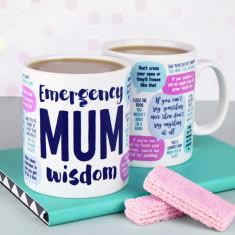 Mum Wisdom Mug