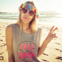 Free spirit fluro tank