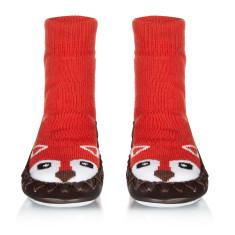 Mr Fox Swedish Moccasin Slippers