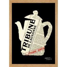 Morning Coffee & News Print