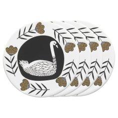 Wild Tale Ceramic Coasters (set of 4)