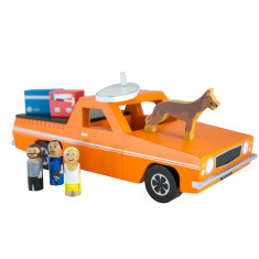 Iconic ute toy
