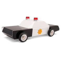 Candylab police cruiser toy car
