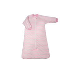 Longsleeve 3.0 tog baby sleeping bag in pink