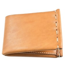 Fold on Flinders tan wallet