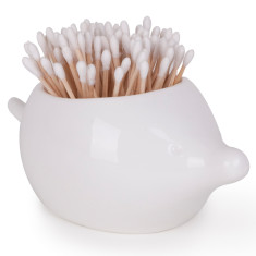 Umbra Foresta porcupine cotton tip holder