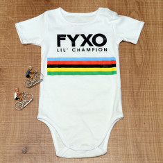 Lil' World Champion Baby Onesie