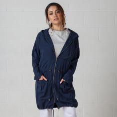 Tencel Parka jacket