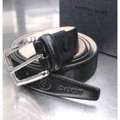 Gianni B Personalised Luxury Leather Belt For Men