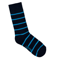 Lafitte bamboo striped socks (various colours)