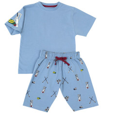 Boys' Freddy summer sport pyjamas