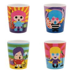 French Bull rockstar juice cups