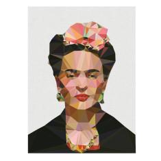 Geometric Frida 1 print