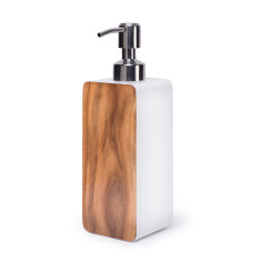 Impressive collection soap or lotion dispenser