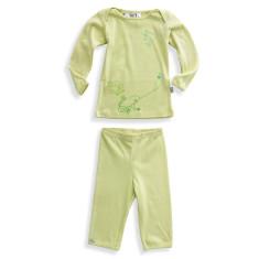 Frog heart pyjamas