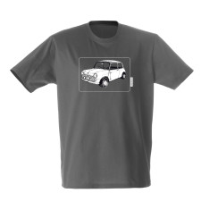 Mini Cooper men's t-shirt