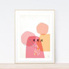 Hilltop art print