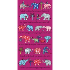 Tyrrell Katz Elephants Towel