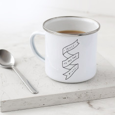 Skills To Pay The Bills Enamel Mug